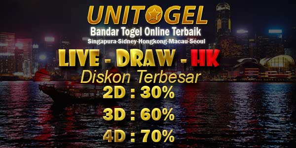 Live Draw HK - Result Hongkong Pools Tercepat (SAH)